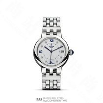 Tudor 34mm Automatic 2018 new Clair de Rose White