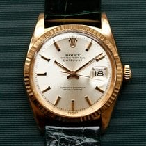 Rolex Red gold Automatic pre-owned Datejust