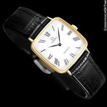 Omega Genève Gold/Steel 27mm White Roman numerals United States of America, Georgia, Suwanee
