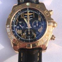 Breitling Chronomat 44 tweedehands 44mm Geelgoud