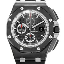 Audemars Piguet Royal Oak Offshore Chronograph Céramique 44mm Sans chiffres France, Paris
