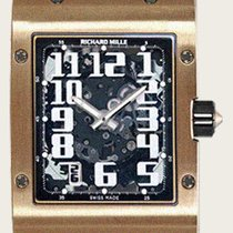 Richard Mille RM 016 Ouro rosa RM 016 49mm