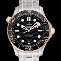 Omega Seamaster Diver 300 M Yellow gold United States of America, California, San Mateo