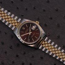Rolex Gold/Stahl 36mm Automatik 16233 gebraucht