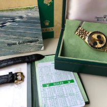Rolex 6241 Yellow gold 1969 Daytona 37mm pre-owned