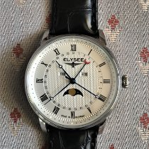 Elysee Steel Quartz 41mm new Classic Edition