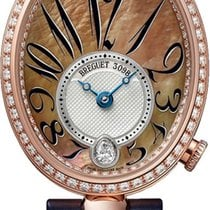 Breguet Reine de Naples Rose gold 28.45mm Mother of pearl United States of America, Florida, Sunny Isles Beach