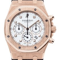 Audemars Piguet Rose gold 39mm Automatic 26022OR.OO.D088CR.01 pre-owned