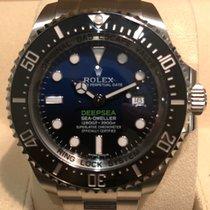 Rolex Sea-Dweller Deepsea 116660 2018 nov