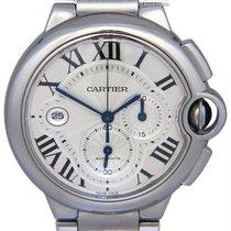 Cartier Ballon Bleu 44mm Steel 44mm Silver Roman numerals United States of America, Florida, 33431