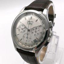 Zenith El Primero Chronograph Çelik 38.5mm