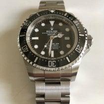 Rolex Sea-Dweller Deepsea occasion 44mm Noir Date Acier