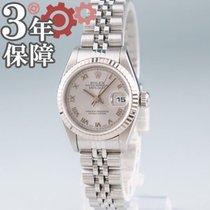 Rolex Lady-Datejust Or/Acier 26mm
