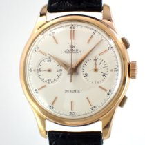 Roamer Rose gold 37.5mm Manual winding 2678 pre-owned