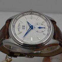 Armand Nicolet M02 Steel 42mm White No numerals