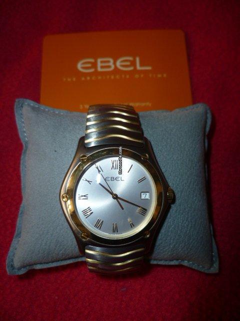 Ebel Classic 1187F41/7225 2008 подержанные