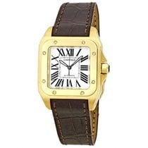 Cartier Reloj de dama Santos 100 nuevo a15b97343927