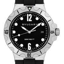 Bulgari Diagono Pro 41 Automatic Rubber