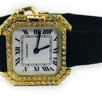 Cartier Lady 18k Diamonds