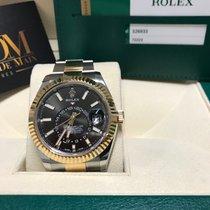 Rolex Sky-Dweller Or/Acier 42mm Sans chiffres France, MARSEILLE