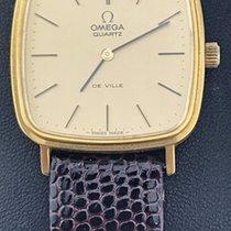 Omega Omega De Ville Gelbgold De Ville 31mm gebraucht Österreich, Wien
