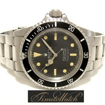 Rolex Submariner 5512 meters first