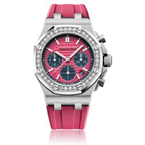 Audemars Piguet Royal Oak Offshore Lady neu 37mm Stahl