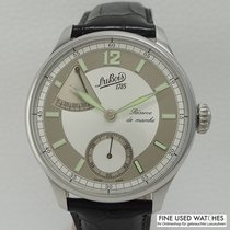 DuBois et fils Steel 44mm Manual winding 48018 new