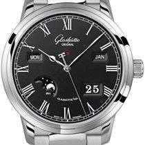 Glashütte Original Senator Perpetual Calendar new Automatic Watch with original box