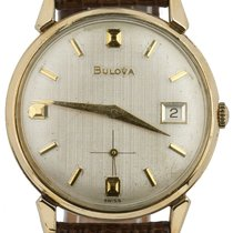 Bulova Chronograph 32mm Automatic pre-owned White