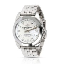 Breitling Galactic 36 Steel 36mm White United States of America, New York, New York