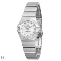 Omega Constellation Quartz 123.15.24.60.55.002 2019 nouveau