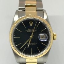 Rolex Datejust Acero y oro 36mm Champán