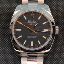 Rolex Milgauss Steel 40mm No numerals United States of America, New York, Troy