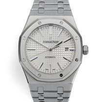 Audemars Piguet Royal Oak Selfwinding Steel 41mm Silver United Kingdom, London