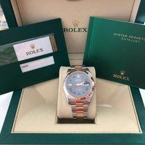 Rolex Datejust II Acero y oro 41mm Gris Sin cifras España, barcelona