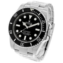 Rolex Submariner (No Date) 114060 2010 pre-owned