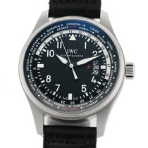 IWC Pilot Worldtimer IW3262-01 new