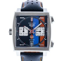 TAG Heuer Steel 39mm Automatic CAW211R pre-owned United States of America, Georgia, Atlanta