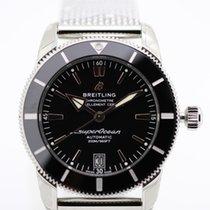 Breitling Superocean Héritage II 42 Acier 42mm Noir