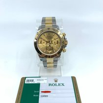 Rolex 116503 Gold/Steel 2018 Daytona 40mm pre-owned United States of America, New York, New York