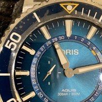 Oris Aquis 01 743 7734 4185-Set 2019 new