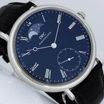 IWC Portofino Hand-Wound IW544801 Very good Steel 46mm Manual winding