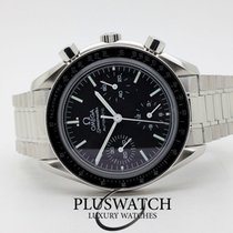 Omega Speedmaster Reduced Steel 35.5mm Black