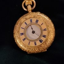 Mathey-Tissot Yellow gold Manual winding pre-owned
