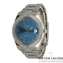 Rolex Datejust II 116300 2013 tweedehands