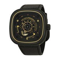 Sevenfriday Men's P2-02 Industrial Revolution Watch