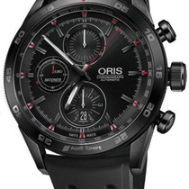Oris Audi Sport new Automatic Chronograph Watch with original box