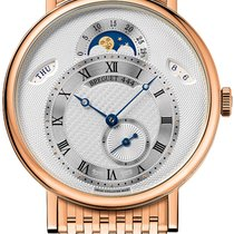 Breguet Classique Rose gold 39mm Silver United States of America, New York, Airmont