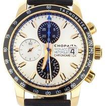 Chopard 18k Gold Grand Prix De Monaco Historique Limited...